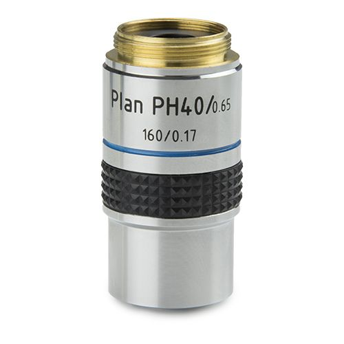 Euromex Plan PLPH S40x/0.65 phase contrast objective for iScope
