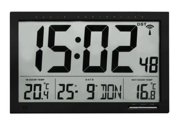 TFA Funkuhr mit Außentemperatur 60.4510.01