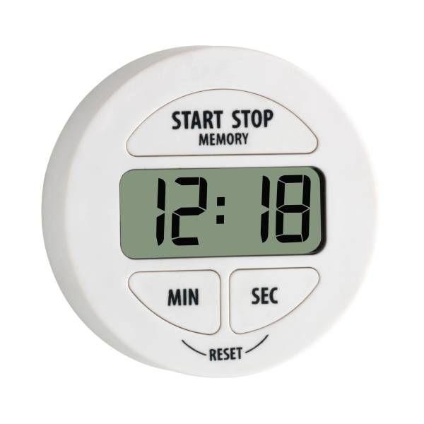 TFA Elektronischer Timer und Stoppuhr 38.2022.02