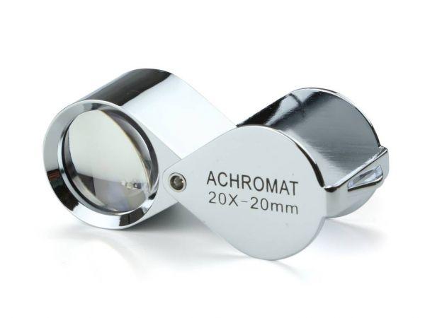 Euromex Achromatische Lupe 20x PB.5033