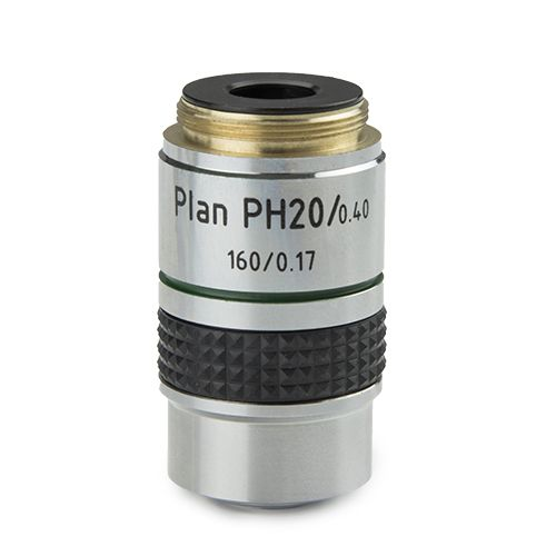 Euromex Plan PLPH 20x/0.40 phase contrast objective for iScope