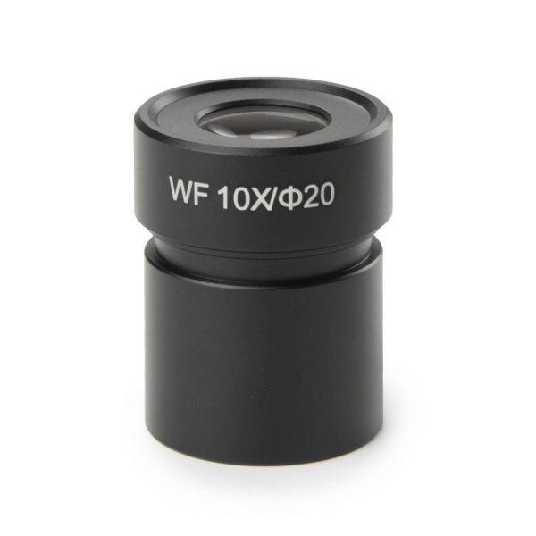 Euromex Weitfeldokular WF 10x/20 mit Mikrometer - ED.6110