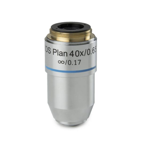 Euromex Plan infinity corrected S40x/0.65 IOS objective