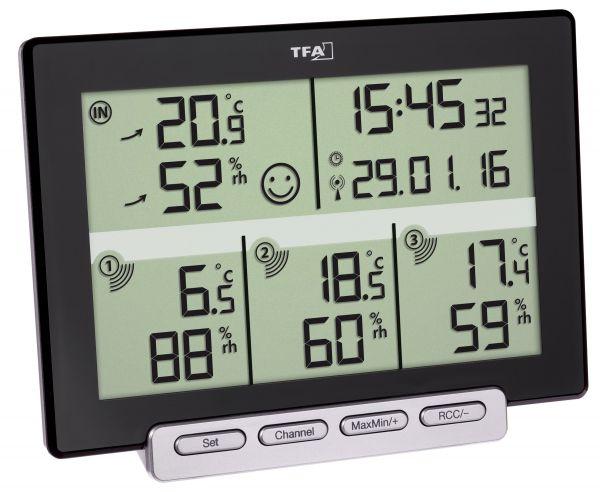 MULTI-SENS Funk-Thermo-Hygrometer