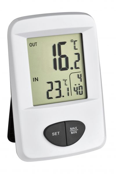 TFA BASE Funk- Thermometer 30.3061.02