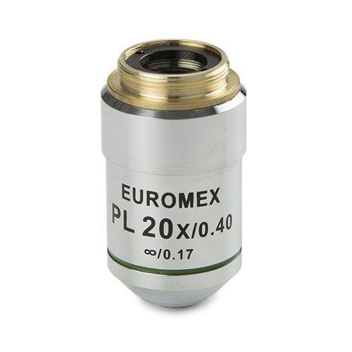 Euromex Plan achromatisches Objektiv 20x AE.3108