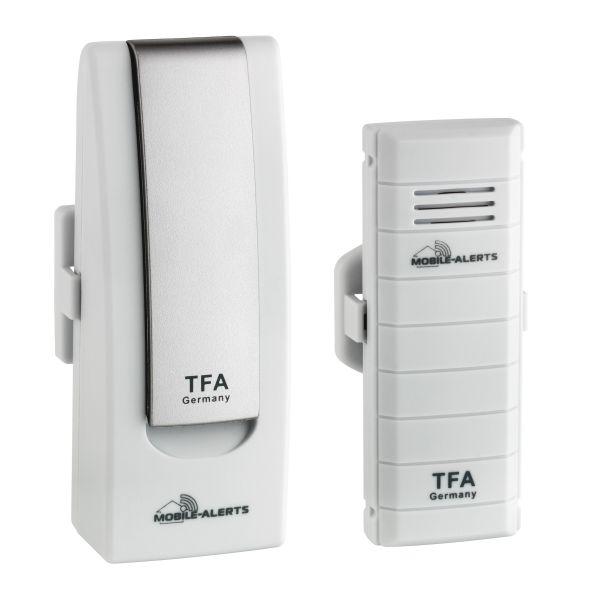 TFA 'WEATHERHUB' Temperatur-Monitor für Smartphones (iOS und Android) 31.4001.02