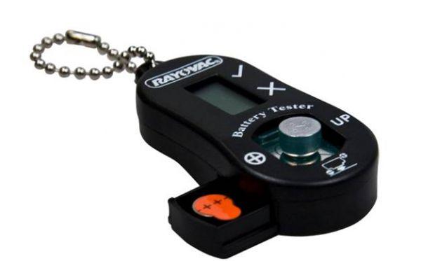 Vielstedter Batterietester für Hörgerätebatterien BT-2002