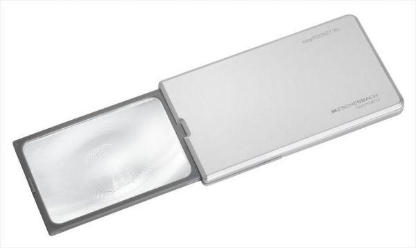 Eschenbach Easypocket XL, silber