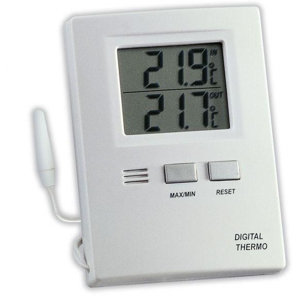 TFA Elektronisches Maxima-Minima-Thermometer 30.1012