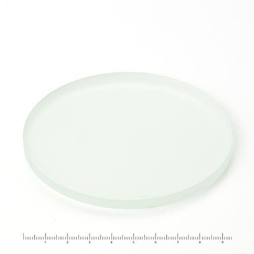 Euromex Objektscheibe aus transparentem Glas 50873