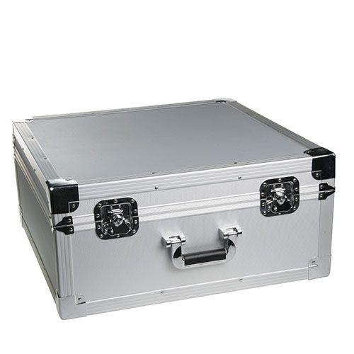 Euromex Aluminium flight case for Oxion