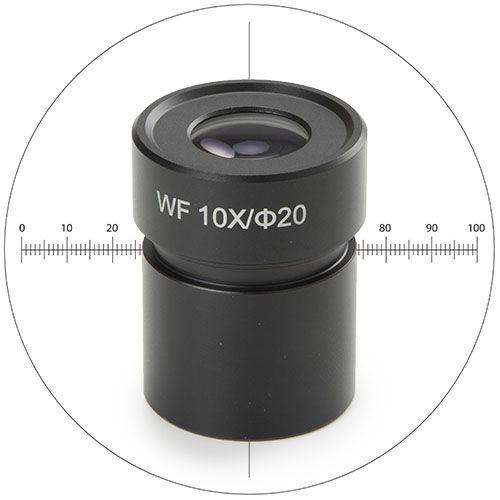 Novex Mikrometer-Weitfeldokular WF 10x 50811