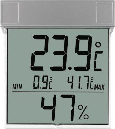 TFA Digitales Fensterthermometer Vision 30.5020