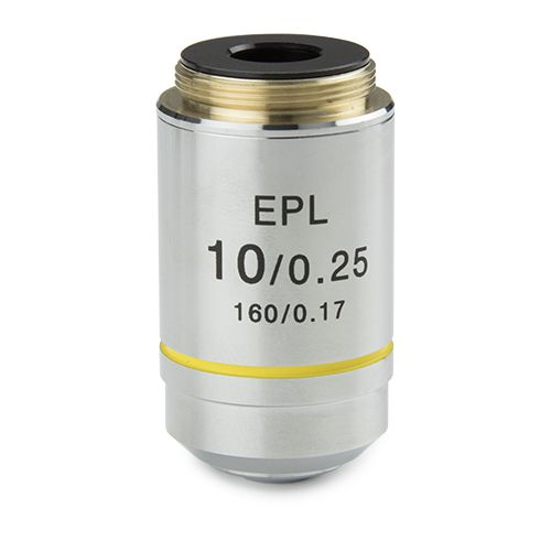 Euromex E-plan EPL 10x/0.25 objective for iScope