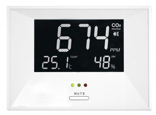 TFA CO2-Messgerät AIR CO2 NTROL LIFE 31.5003
