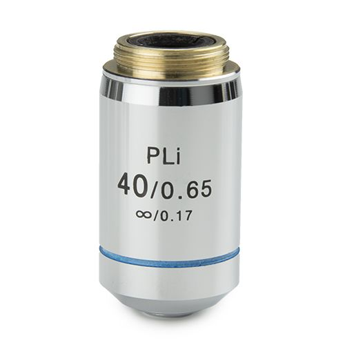 Euromex Plan PLi S40x/0.65 IOS objective for iScope