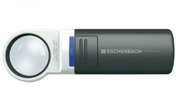 Eschenbach Taschenleuchtlupe Mobilux LED 151141