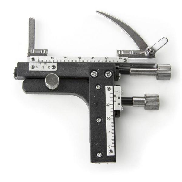 Euromex Aufsetzbarer Kreuztisch / EC.9500