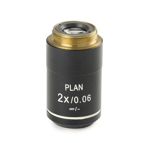 Euromex Infinity plan PL 2x/0,06 IOS objective