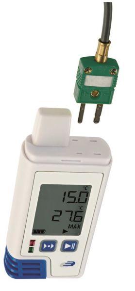 TFA Datenlogger für Temperatur LOG200 TC 31.1060