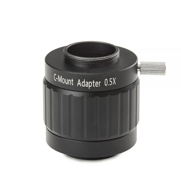 Euromex C-Mount adapter with 0,5x lens - NZ.9850