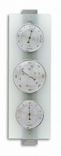 TFA Wetterstation Domatic Buche grau/Glas 20.1067.17