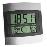 TFA Funk-Wanduhr mit Außentemperatur 98.1006