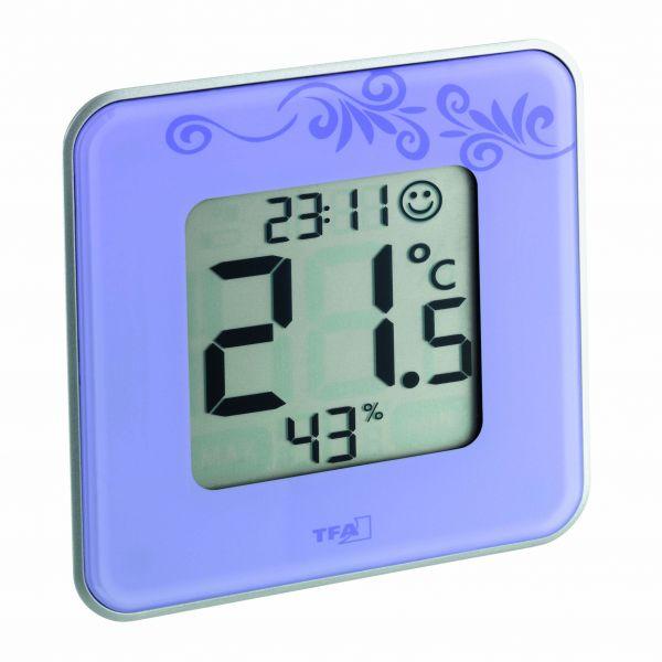 TFA Digitales Thermo-Hygrometer Style 30.5021.11