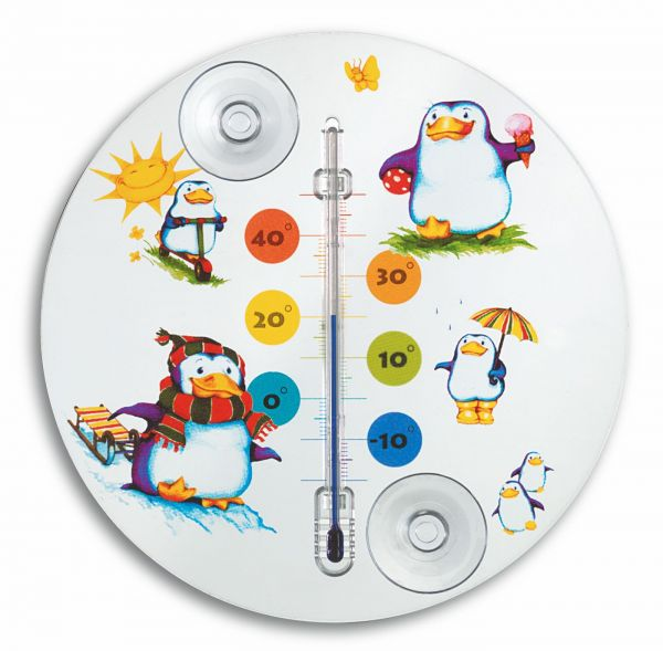 "TFA ""Pinguin"" Fensterthermometer 14.6016.20"
