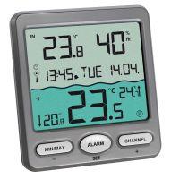 TFA VENICE Funk-Pool-Thermometer 30.3056.10