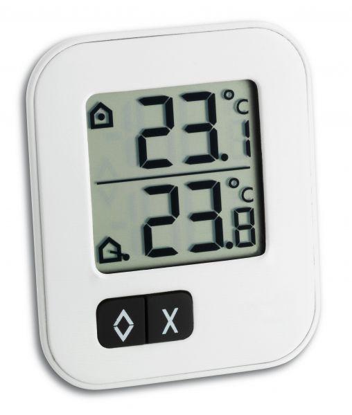 TFA Moxx Digitales Maxima-Minima-Thermometer 30.1043.02