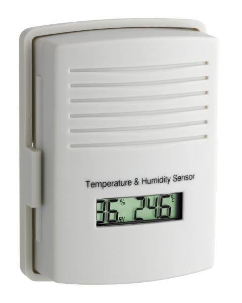 TFA Außensender für Temperatur und Luftfeuchtigkeit 30.3166