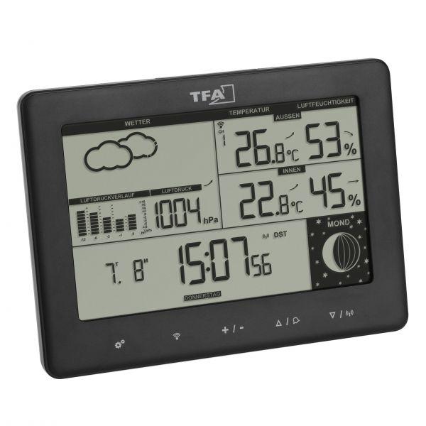 TFA Funk-Wetterstation ELEMENTS 35.1158