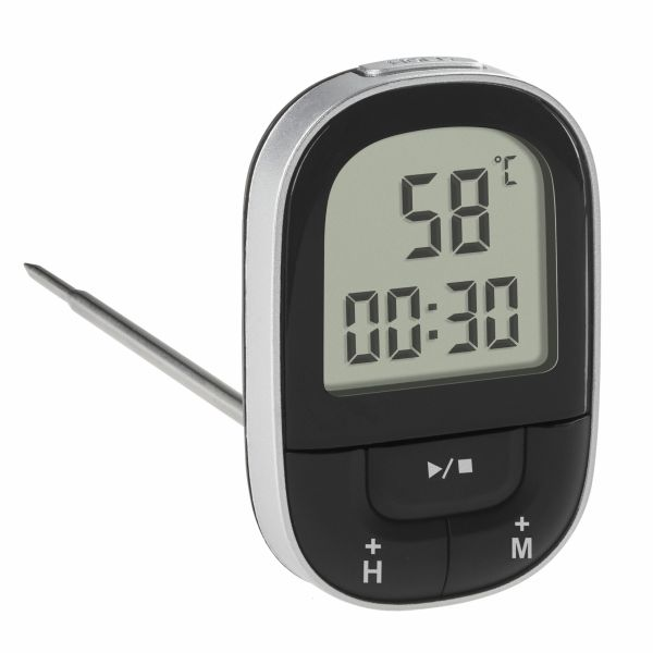 TFA Digitales Küchenthermometer-Fleischthermometer 30.1062