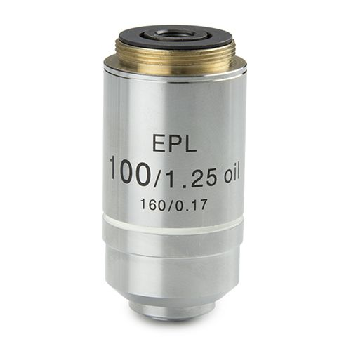 Euromex E-plan EPL S100x/1,25 objective for iScope