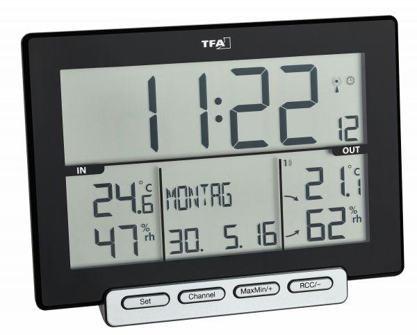 TRINITY Funk-Thermo-Hygrometer