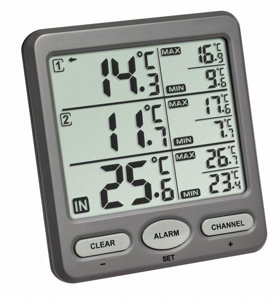 TRIO Funk-Thermometer