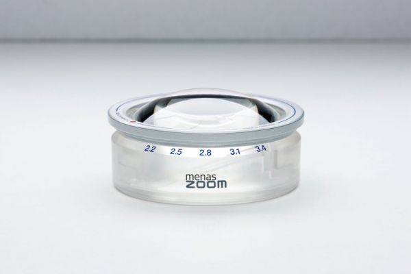 Eschenbach Standlupe menas® ZOOM 14388
