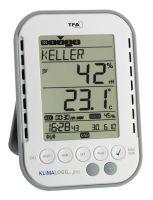 TFA Profi-Thermo-Hygrometer mit Datenlogger-Funktion