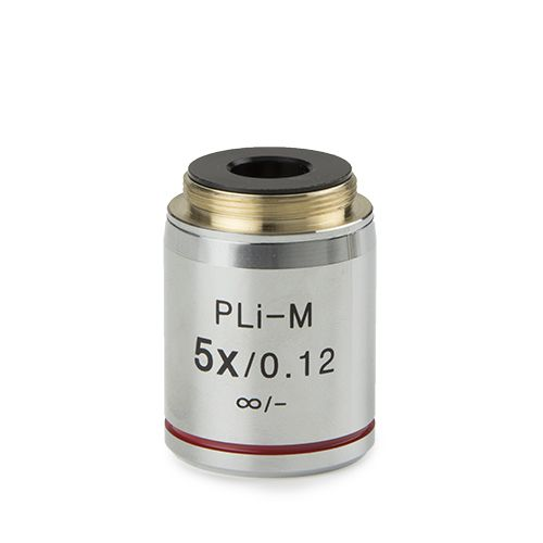 Euromex Plan PLMi 5x/0.12 IOS objective for iScope