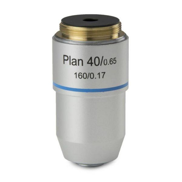 Euromex Plan S40x/0.65 objective