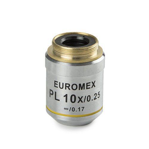 Euromex Plan achromatisches Objektiv 10x AE.3106