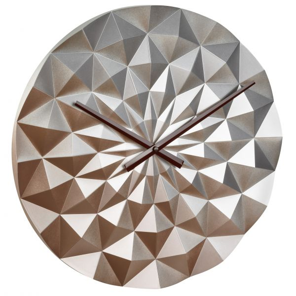TFA Analoge Wanduhr DIAMOND 60.3063