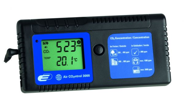TFA CO2-Messgerät AirControl 3000 31.5000