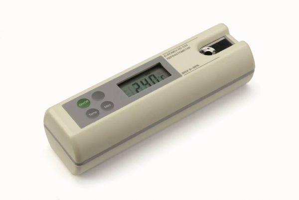 Euromex Digital hand refractometer 0-35% Brix - RD.5635
