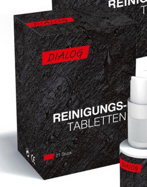 Dialog Reinigungs-Tabletten 66101