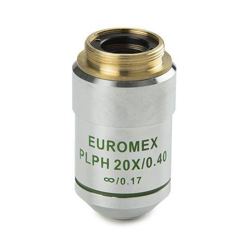 Euromex Plan phasen achromatisches Objektiv 20x AE.3128