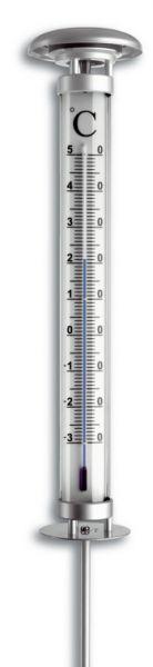 "TFA Gartenthermometer ""Solino"" mit Solarbeleuchtung12.2057.54"
