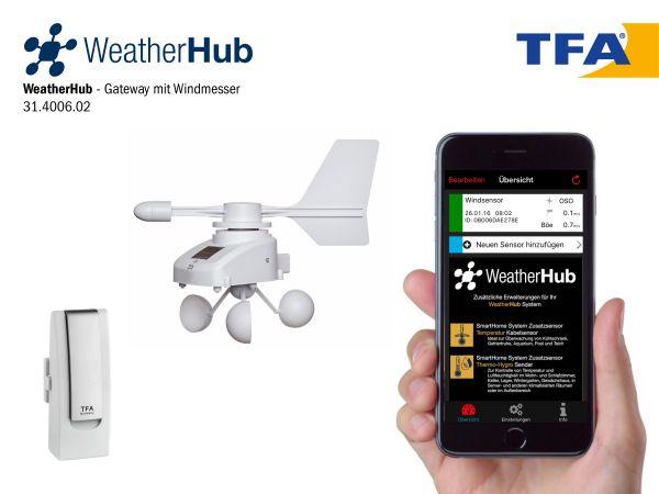 WeatherHub SET6